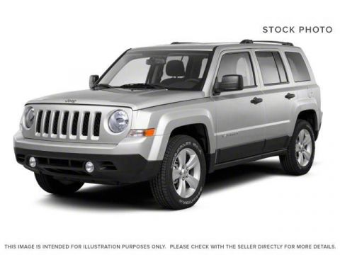 Pre-Owned 2012 Jeep Patriot Sport 4WD