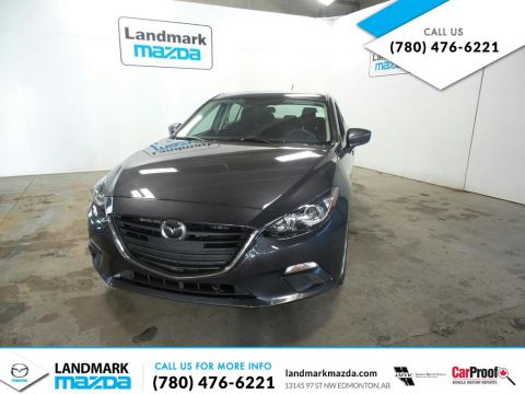 Pre-Owned 2015 Mazda3 GX Front Wheel Drive 4 Door Car