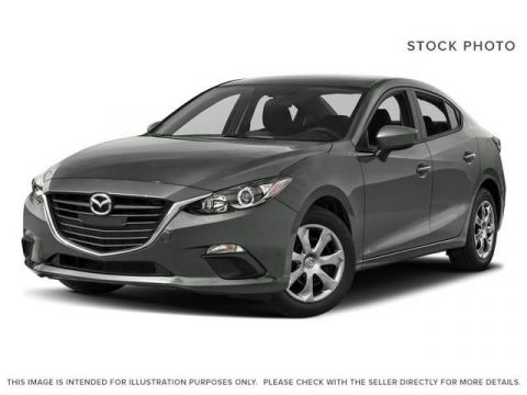 Pre-Owned 2016 Mazda3 GX FWD 4 Door Car