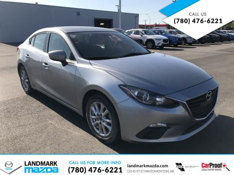 Pre-Owned 2014 Mazda3 GS-SKY FWD 4 Door Car
