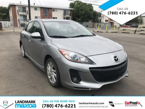 Pre-Owned 2012 Mazda3 GS-SKY FWD 4 Door Car
