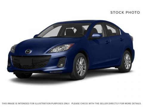 Pre-Owned 2013 Mazda3 GS-SKY FWD 4 Door Car