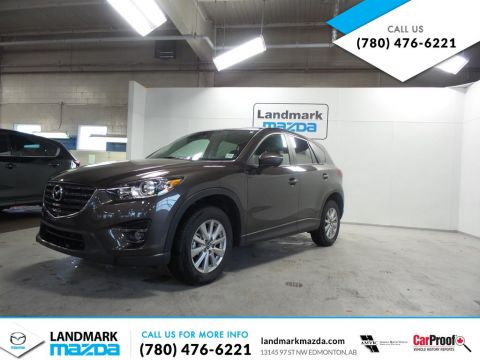 Pre-Owned 2016 Mazda CX-5 GS AWD
