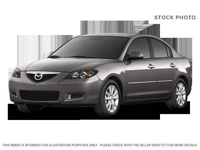 Pre-Owned 2008 Mazda3 GS